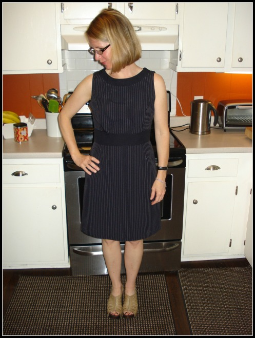 kwik sew dress
