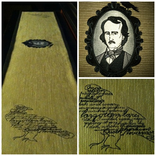 poe table runner
