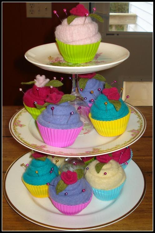 craftfair cupcakes